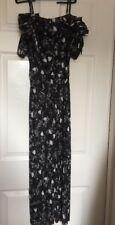 Topshop Blossom Print Jumpsuit Uk 10 Rrp £49