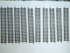 Märklin 2200 - H0 - 10 Stück K-Gleis gerade Vollprofil - 180 mm - #4742