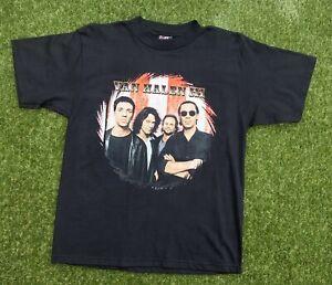 Van Halen III Vintage Tee Size Medium Mens 1998 Band Tour Tshirt Giant Tag Music