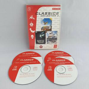 PC CD-Rom Classics Collection 2 Tony Hawk's Pro Skater 2 Vampire Redemption BMX