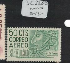 Mexico SC 220e MNH (4eld)