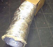 "UNICO UNIUPC ALUMINUM FLEXIBLE 16""x 12'L,R-4.2 Insulated duct 12ft 16X12 HVAC"