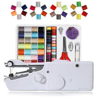 Smart Mini Portable Hand-held Sewing Machine Sewing Kit Electric Tailor Stitch