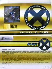 Heroclix - #xid-017 Beast-X-Men Xavier's School