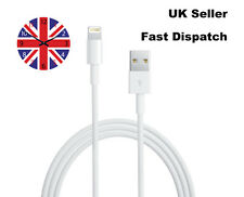 iPhone X 8 8 Plus 7 6S SE 6 Charging Cable 2 Metres Long Charger Lead