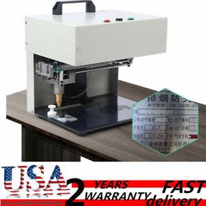Electric Metal Steel Marking Machine Engraving Signage 180 *110mm US STOCK