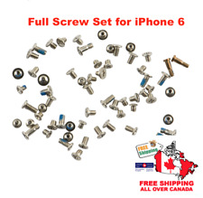 iPhone 6 4.7'' - Complete Screw Set - Gold or Silver