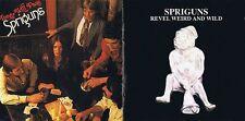 spriguns - revel/ time will pass  -digipak edition- CD