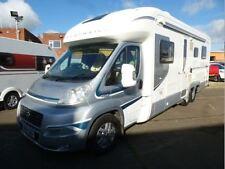 Semi-Automatic 4 Sleeping Capacity Campervans & Motorhomes