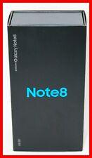 NEW SEALED Samsung NOTE 8 SM-N950U 64GB Sprint Midnight Black Phone SPHN950UBLK