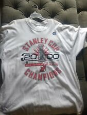 410e55e26fb New Vintage New Jersey Devils 2000 Stanley Cup Champions T-Shirt Mens Large  NHL