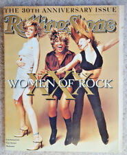 Women of Rock Rolling Stone Magazine 30th Anniv Issue # 773 Nov 13 1997