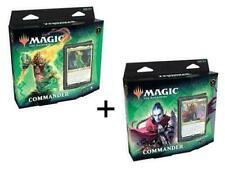 Zendikar Rising Commander Deck Set - MTG - Brand New Set of 2!