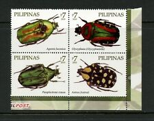 T266  Philippines 2010  insects beetles  block    MNH