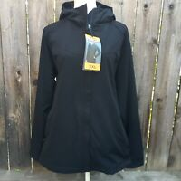 Kirkland Signature Womens Fleece Lined Jacket Softshell Hooded