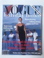 VOGUE Australia Magazine June 1993 Sarah O'Hare/ Sarah Murdoch, Penelope Tree