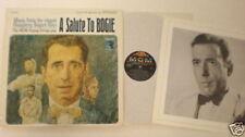 A Salute To Bogie Music From Classic Humphrey Bogart LP