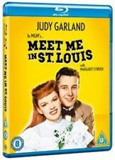 Meet Me in St Louis 5051892121118 With Judy Garland Blu-ray Region B