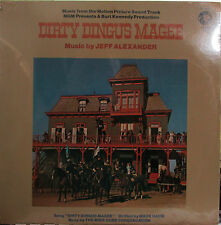Dirty Dingus Magee (Soundtrack) (MGM 1SE-24ST) (George Kennedy,Frank Sinatra) ss