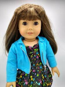 "American Girl Just Like You #13 / Truly Me 18"" Doll / Brown Hair & Brown Eyes"