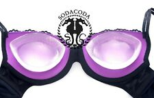 Sodacoda - 265g/pair Full Cup Silicone Inserts Breast Enhancers For Bras