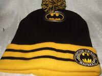 DC Comics Batman Justice League Super Hero Watchman Knit Beanie Stocking Cap Hat