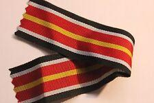 Ruban de médaille Front Russe des Volontaires Espagnols ( AZUL) ( Reproduction)