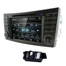 Car in Dash DVD Stereo Radio GPS SAT NAV fit Mercedes-Benz E/CLS Class W211 W219