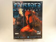 Crusader No Regret The Next Chapter PC COMPUTER BIG BOX ITALIAN NEW SEALED