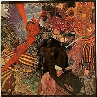 "SANTANA ""Abraxas"" Vinyl LP - Original 1970 Columbia KC 30130 - VG++"