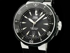 ORIS 01 733 7646 7154 Pro Diver Chronograph Automatic Date Titanium 1000M