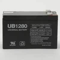 Mighty Max Battery ML12-12 3 Pack Brand Product 12V 12AH F2 Conext 900AVR SLA Battery