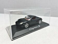 1:43... Minichamps -- Porsche Cayman S en plexibox/4 B 880