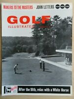 Manor House Hotel Club Moretonhampsted Golf Club: Golf Illustrated Magazine 1967