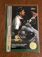 2000 World Series Topps Baseball Base Card #63 - Mike Piazza - New York Mets