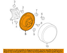 TOYOTA OEM 09-12 RAV4 Spare Tire Carrier-Mount 647730R011