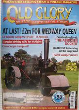 OLD GLORY - Steam Engine & Vintage Restoration Today, No.198 August 2006