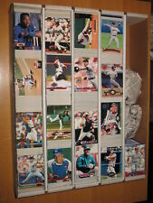 1993 Stadium Club  Baseball Base & Inserts Large Lot Approximately 949 Cards