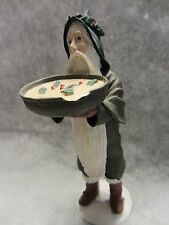 Duncan Royale Wassail Complete History of Santa Miniature Collection (10N)