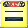 M/064 Mascherina Autoradio Ford Fiesta Mondeo Nero Adattatore Cornice Radio