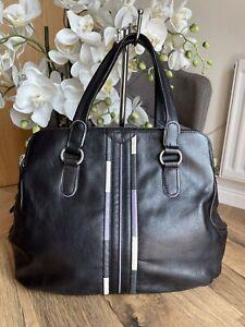 Bailey & Quinn Real Leather bag Handbag VGC
