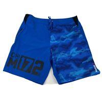 Reebok CrossFit 2 Pair Men's Training Board Shorts Size L NWOT