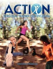 Action Personal Trainer Certification, Paperback by Action Certification, New