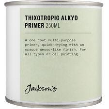 Jacksons Thixotropic Alkyd Oil Primer 250ml