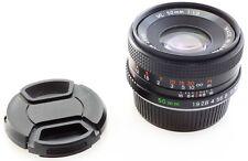 Yashica ML 50mm f1.9 lente principal-Contax/Yashica C/Y montar