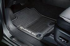 Lexus Genuine GX460 All Weather Floor Mat Set Black 2014-2017 NEW
