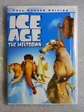 GOOD cond. Ice Age: The Meltdown Full Frame DVD Ray Romano Several Shorts BUYNOW