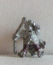 Citadel Metal slotta LOTR BME1 comunidad del anillo 'Frodo' 1985 fuera de imprenta