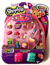 RARE Strawberry Kiss, Jen Jug, Ollie Orange Cake, Linda Layer Cake SHOPKINS S.5