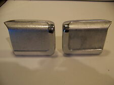 1969 - 78 DODGE PLYMOUTH CHRYSLER INSIDE DOOR HANDLES PAIR OEM FURY MONACO 300